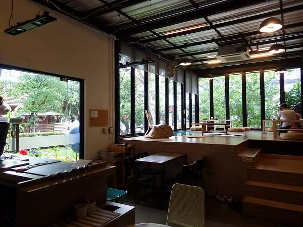 チェンマイのカフェ:ノマドワークに最適!