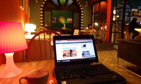 24時間オープンのノマド用カフェ:チェンマイ