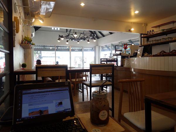 ニマンヘミンのカフェ:ノマド作業