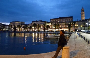 クロアチア:スプリット