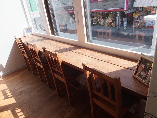 沖縄国際通りのオシャレなカフェ:ニチニチ日日