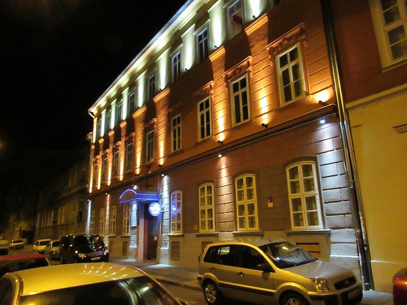 ハンガリーブダペストのバックパッカーズホステル