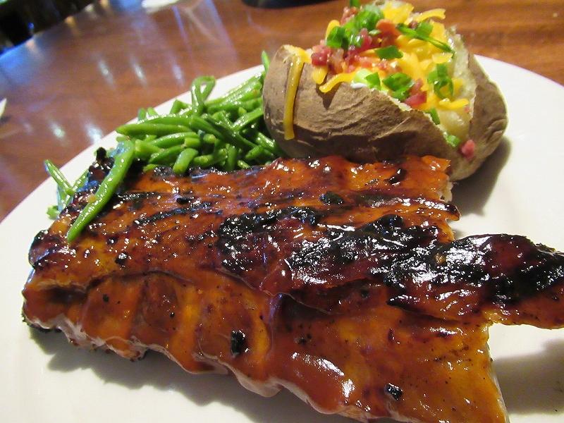 リブ肉を食べる!TONYROMAS:アガニャショッピングセンター店