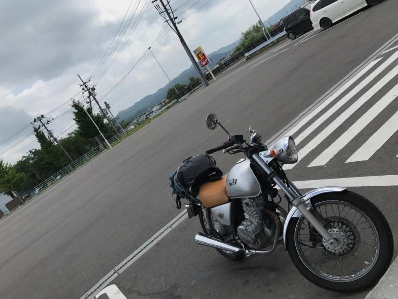 ボルティーで横浜から宮城県までツーリング!