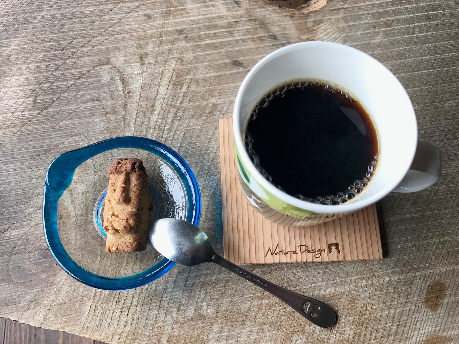 コーヒー:珈琲神社:南三陸