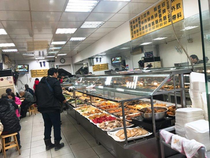 龍山寺の近くにあった食堂