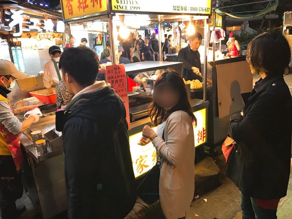 台湾のナイトマーケット・夜市!