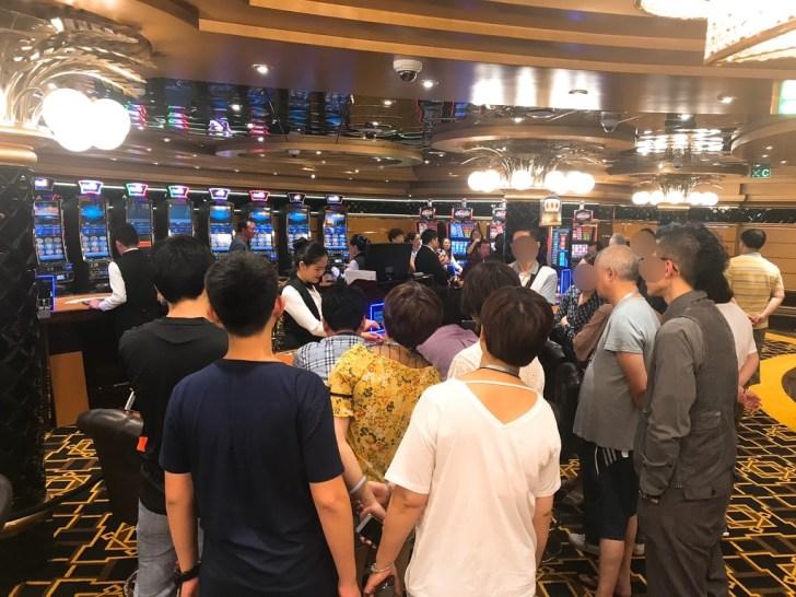 カジノ・クルーズ旅行・MSCスプレンディダ
