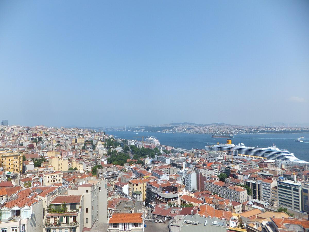ボスポラス海峡・トルコ・イスタンブール