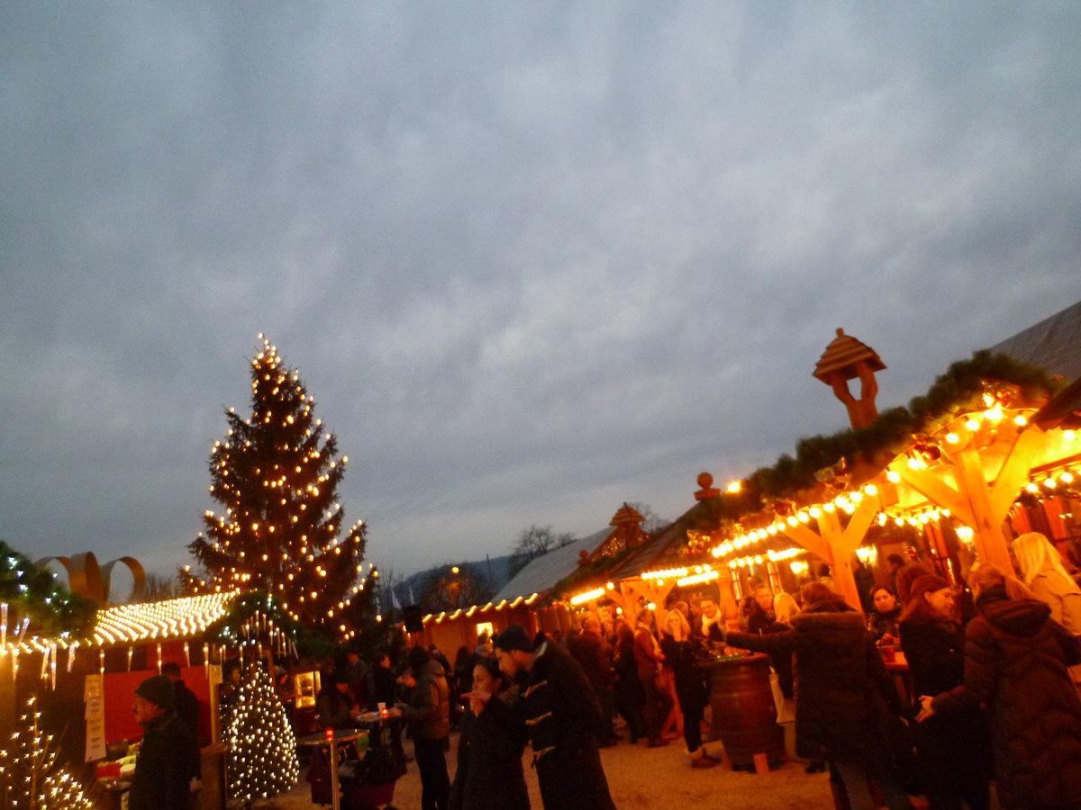 クリスマスマーケット・スイス