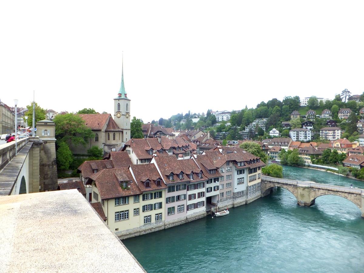 スイス・ベルンの景色