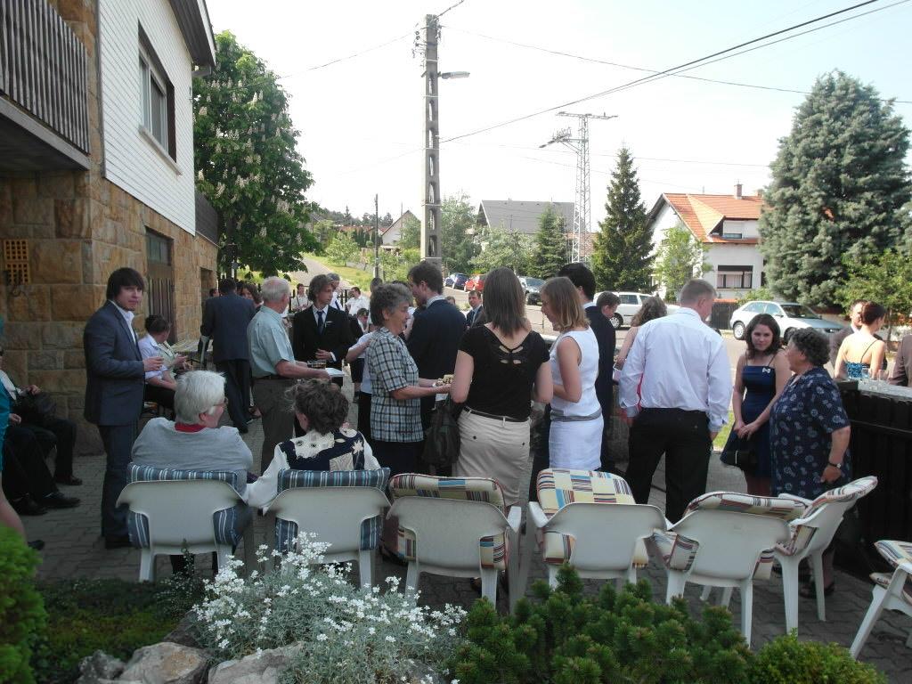 ハンガリー旅行・結婚式
