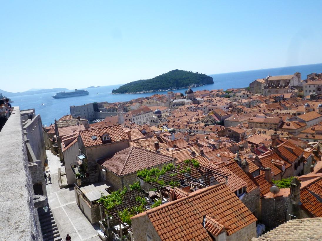 ドブロブニク・クロアチア旅行