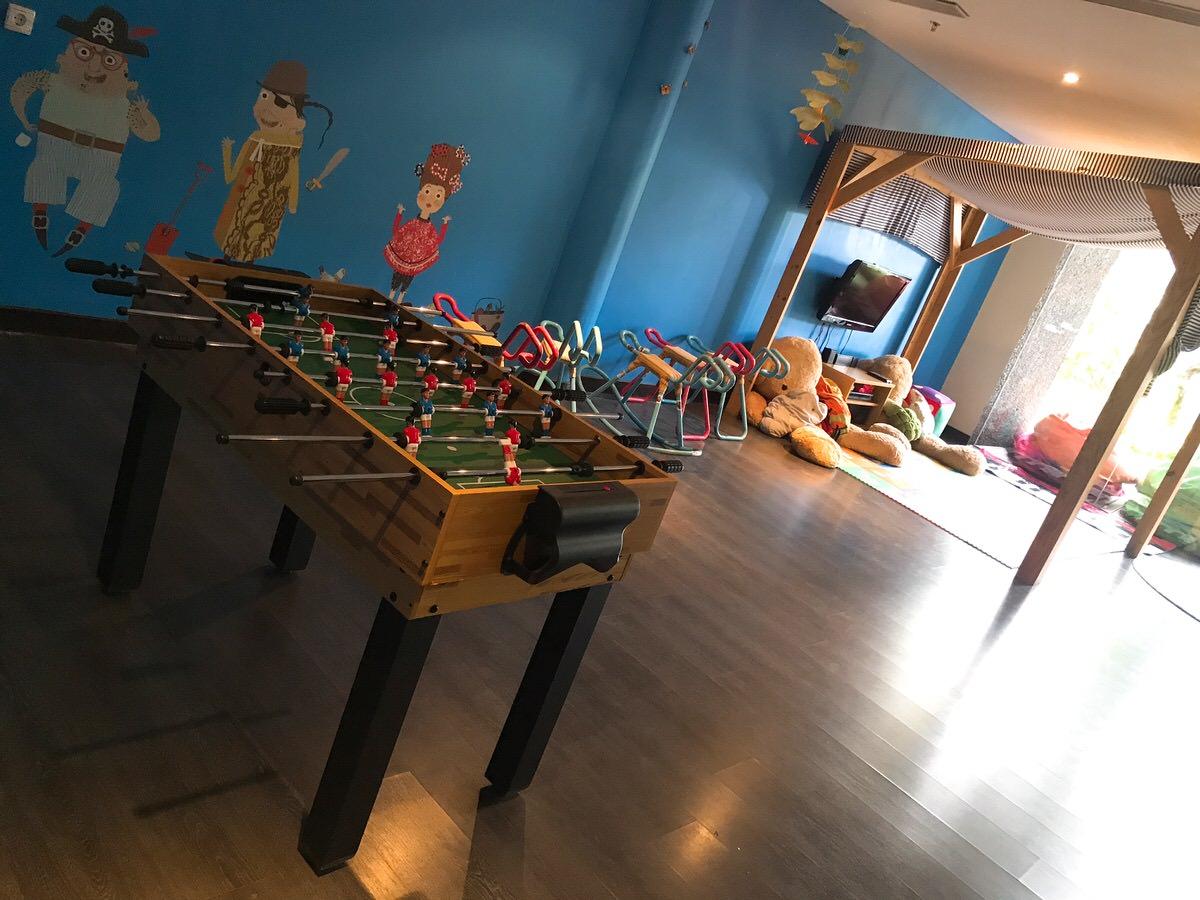サッカーゲーム:ルメリディアン・バリ・ジンバラン
