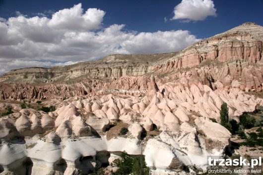 Różana Dolina, Kapadocja, Turcja