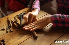 Zwijanie kubańskich cygar. Dolina Vinales