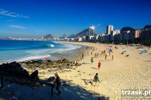 Jedna z najbardziej znanych plaż na świecie. Wcale się nie dziwimy