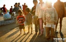 Dzielnice biedy, Agra