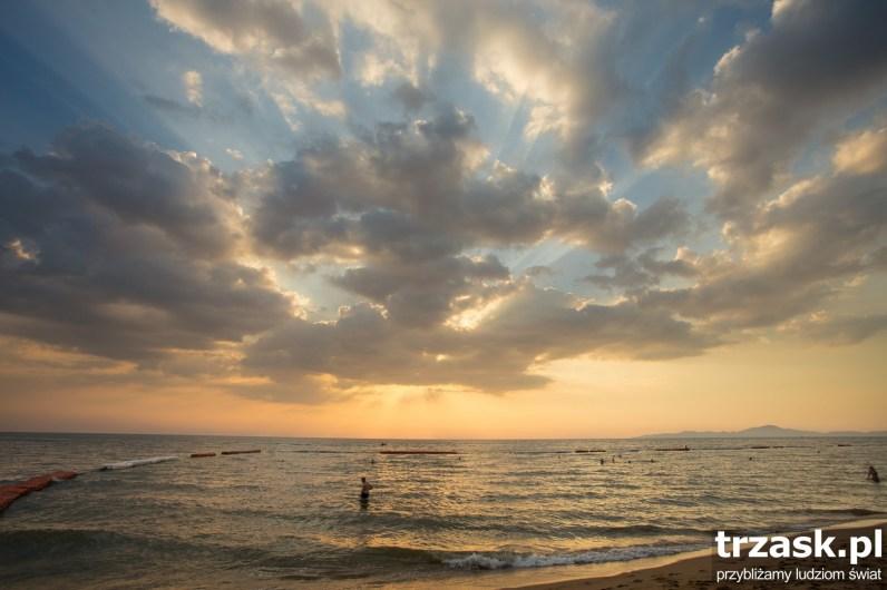 Zachód Słońca, Pattaya
