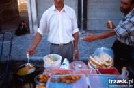 Uliczny sprzedawca, Shiraz