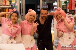 Gdzieś na zakupach w Tokyo