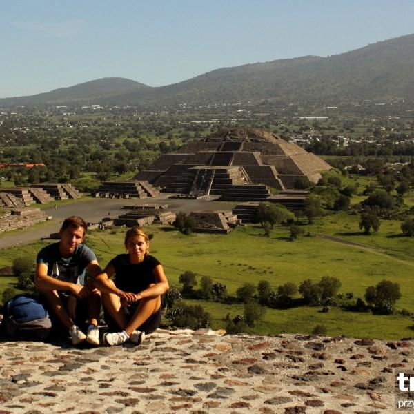 Teotihuacan- tam gdzie rodzą się bogowie