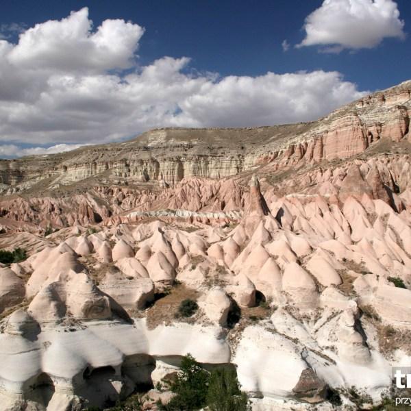Różana Dolina, Kapadocja