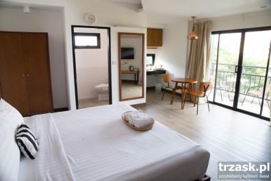 "Hotel ""The Corner Lodge"" w Pattaya, Tajlandia"