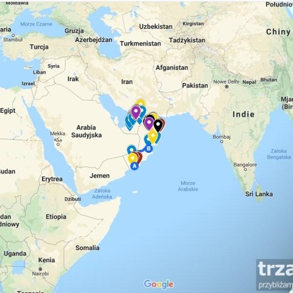 Oman I duBaj trzask.pl spotkanie z podróżnikiem