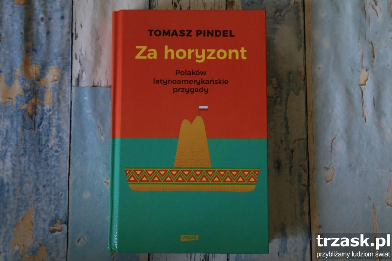 Za horyzont Tomasz Pindel