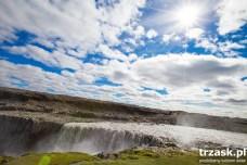 Waterfall Dettifoss