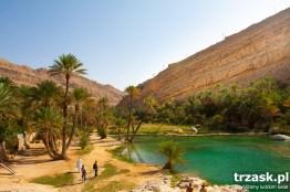 Kiedy myślę oaza, w mojej głowie pojawia się właśnie taki obrazek. Wadi Bani Khalid. Oman