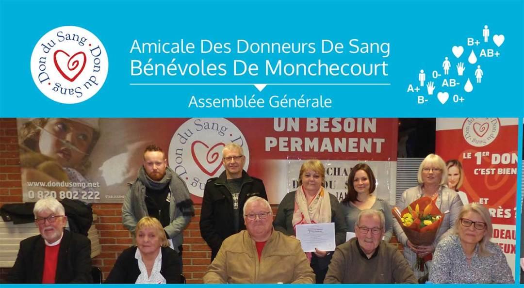 Calendrier Don Du Sang - Monchecourt - Aperçu 2