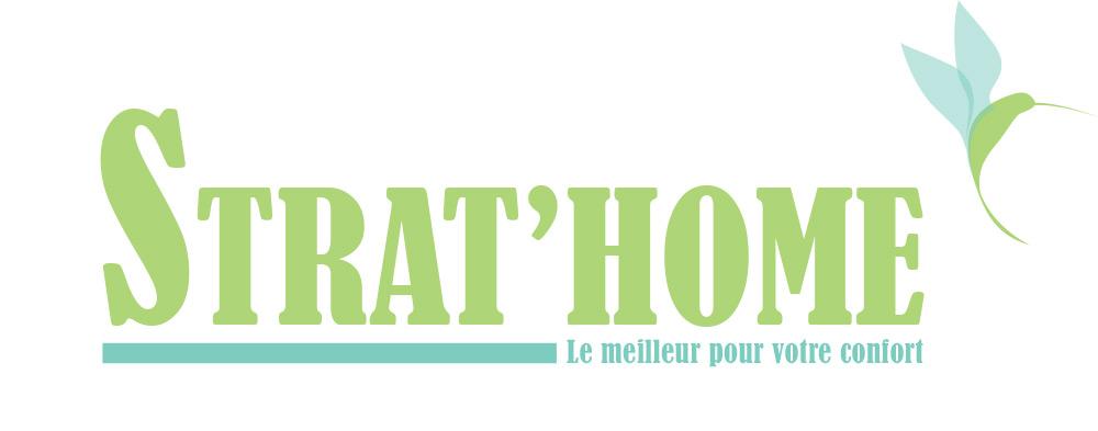 Logo Strat'Home