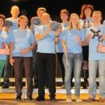 Sportabzeichen-Team