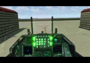 Vidéo : le rampstart (démarrage) du F-16 en détail