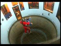 3yr Old Tunnel Flying at BodyFlight