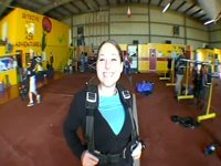 Brittany's Skydive!