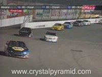 NASCAR Racer Austin Cameron on Wind Tunnel