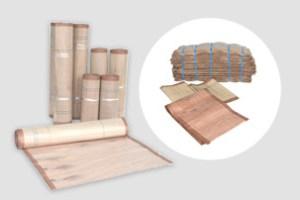 高耐久鉄鋼梱包資材 ラワンシート