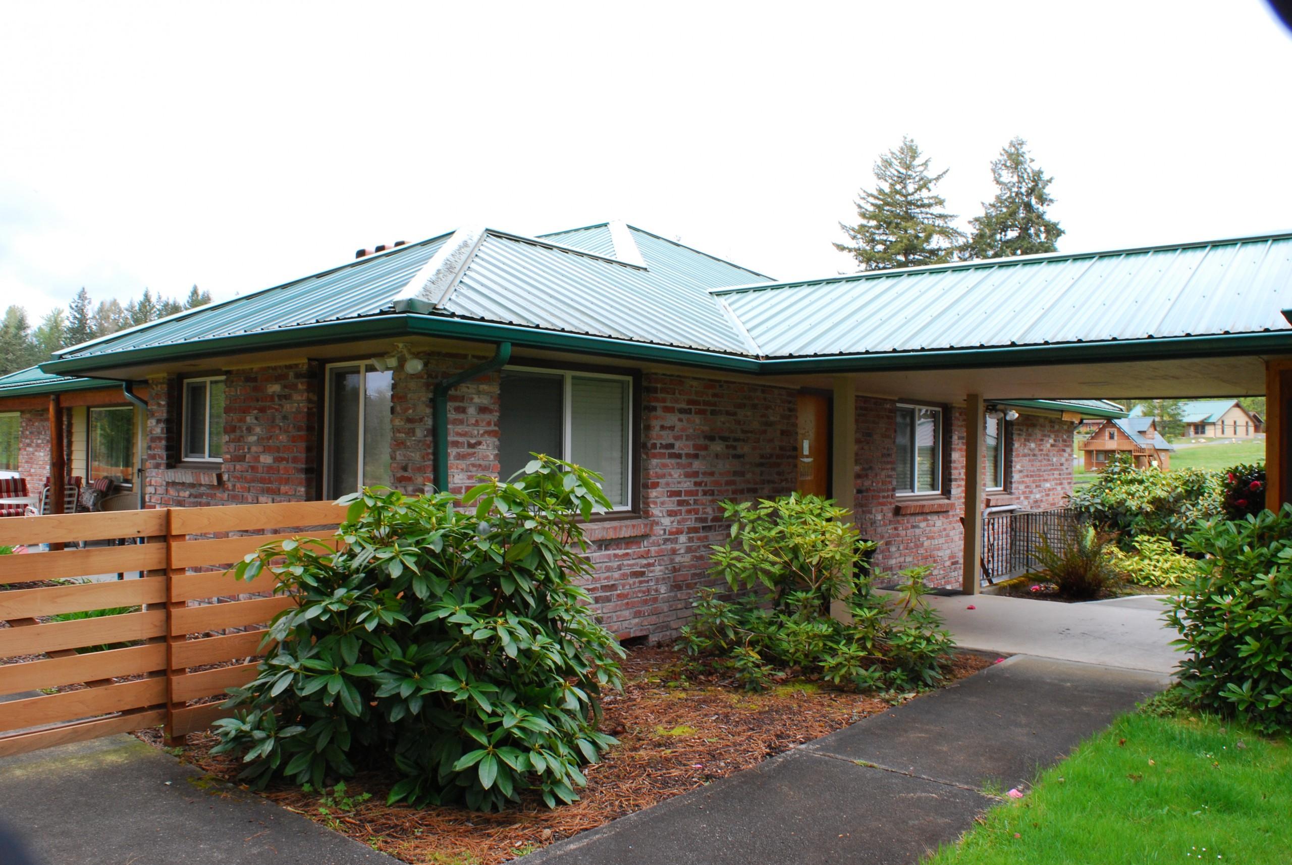 Upper Rainier Lodge