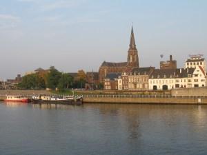 Maastricht képeslap