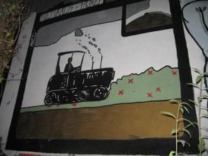 És irány traktorland...
