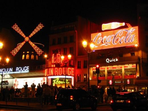 Párizs by night
