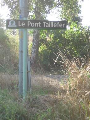Le Pont Taillefer