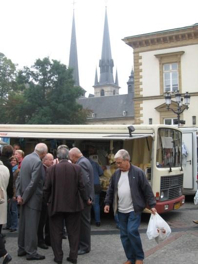 Luxemburgi piac