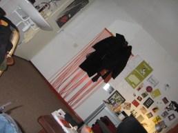 A szobám...