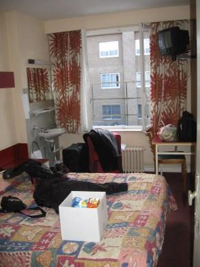 a szobank 3 napig...