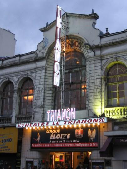 Theatre la Trianon