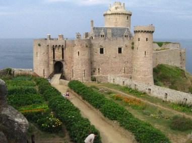 The private castle